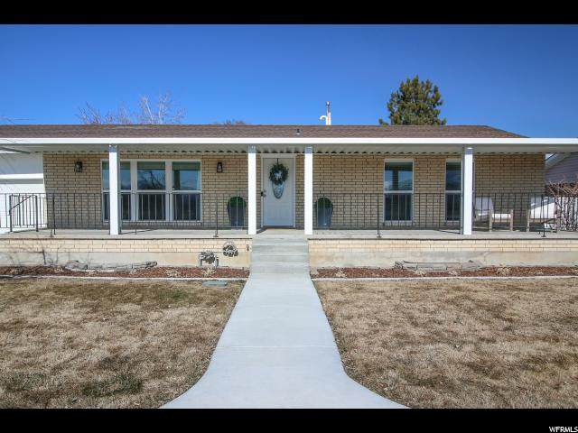 1601 E 11245 S, Sandy, UT 84092 (#1656218) :: Action Team Realty