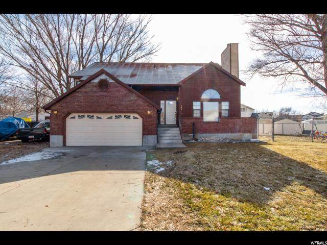 504 N 2100 W, West Point, UT 84015 (#1656221) :: The Canovo Group