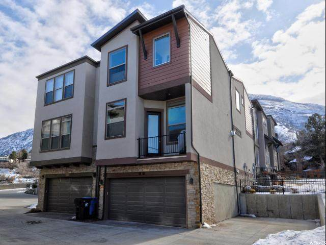 7392 S Canyon Centre Pkwy E #11, Cottonwood Heights, UT 84121 (#1656239) :: Bustos Real Estate | Keller Williams Utah Realtors