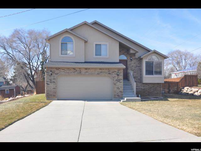 2629 N 550 E, North Ogden, UT 84414 (#1656256) :: The Fields Team