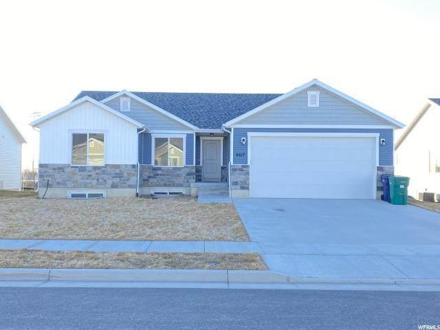 4617 S Trailside Dr, Roy, UT 84067 (#1656272) :: Big Key Real Estate