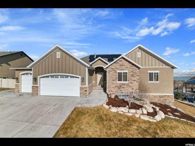 314 W Ruger Dr, Saratoga Springs, UT 84045 (#1656279) :: The Fields Team