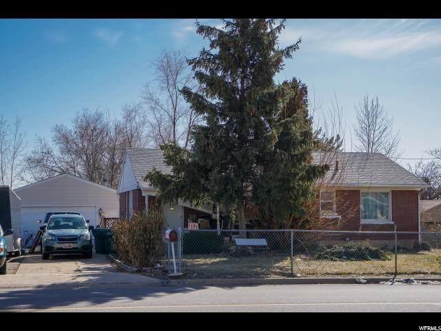 1268 E Gordon Ave, Layton, UT 84040 (#1656290) :: Big Key Real Estate