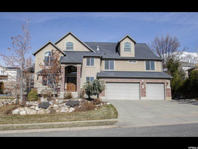 484 E 3550 N, North Ogden, UT 84414 (#1656291) :: Big Key Real Estate