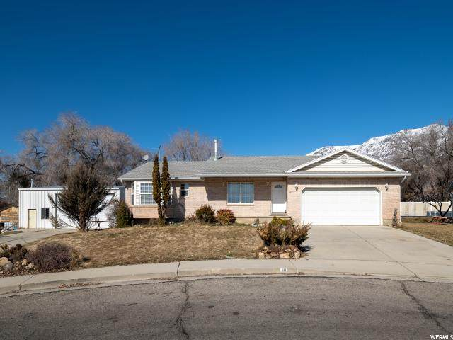 671 E Center St, Pleasant Grove, UT 84062 (#1656292) :: Big Key Real Estate