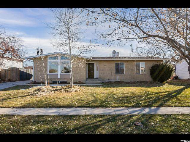 4885 W Pavant Ave, West Valley City, UT 84120 (#1656301) :: RE/MAX Equity