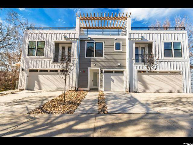 2598 S Christy Creek Ln E #2, Salt Lake City, UT 84106 (#1656311) :: Big Key Real Estate