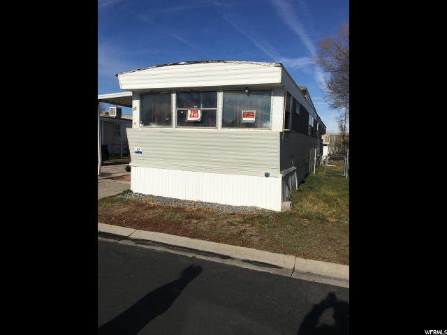 3224 W Regency Park Dr #12, West Valley City, UT 84119 (#1656334) :: RE/MAX Equity