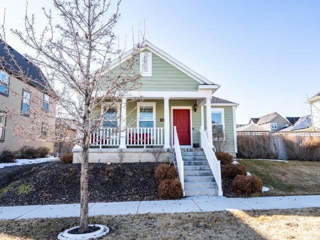 10278 S Crow Wing Dr W, South Jordan, UT 84009 (#1656338) :: Bustos Real Estate | Keller Williams Utah Realtors