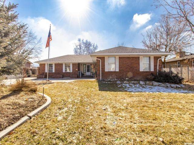 288 E 700 N, Kaysville, UT 84037 (#1656364) :: Big Key Real Estate