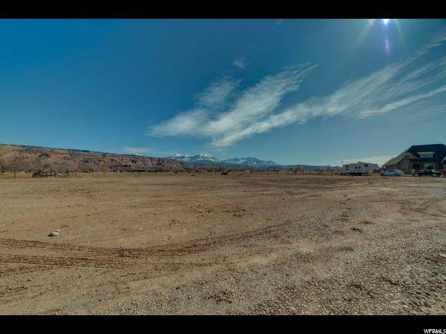 109 W Rio Grande, Moab, UT 84532 (MLS #1656374) :: Lookout Real Estate Group