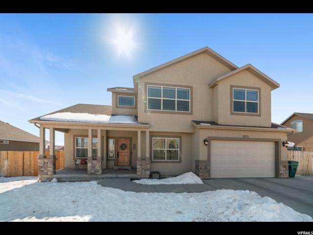 1970 Sunstone Way, Vernal, UT 84078 (#1656386) :: The Fields Team