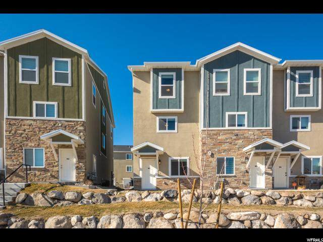 4191 W High Gallery Ct, Herriman, UT 84096 (#1656397) :: Action Team Realty