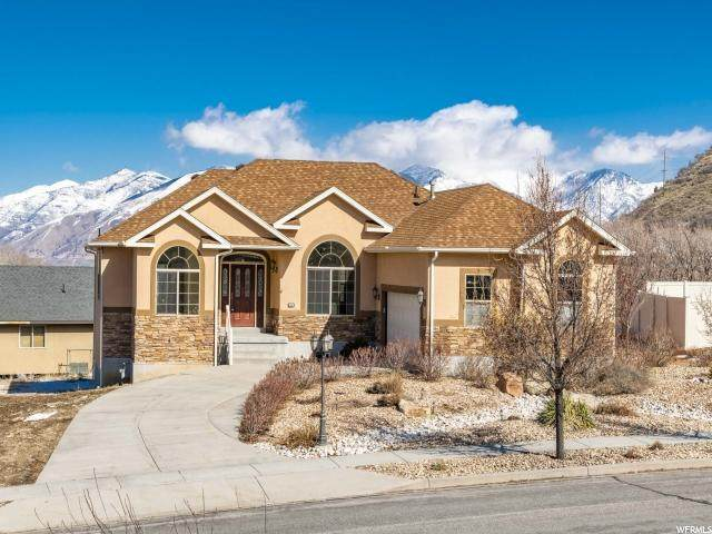146 Heritage Dr #5, Tooele, UT 84074 (#1656404) :: Big Key Real Estate