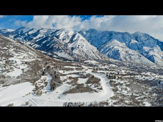 671 E Three Falls Dr, Alpine, UT 84004 (#1656409) :: The Canovo Group