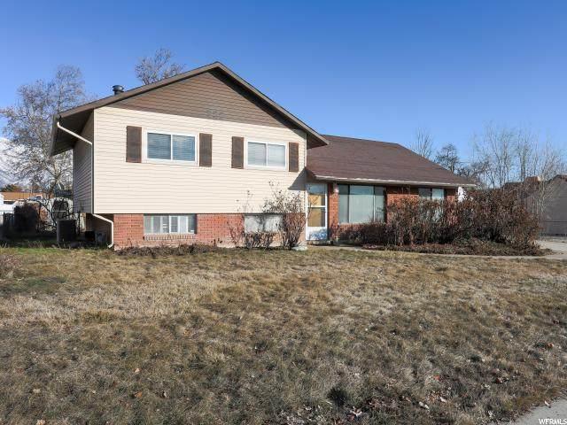 1128 N Angel St W, Layton, UT 84041 (#1656417) :: Big Key Real Estate