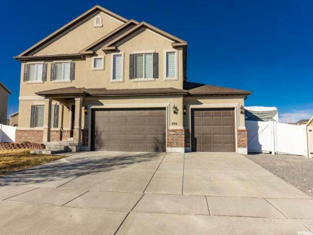 606 W Mulberry St N, Stansbury Park, UT 84074 (#1656430) :: Colemere Realty Associates
