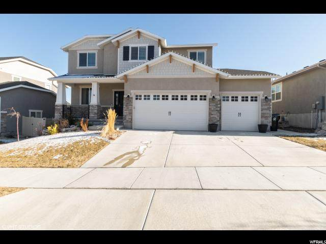 4577 W Breezy Meadow Dr, Herriman, UT 84096 (#1656436) :: Big Key Real Estate