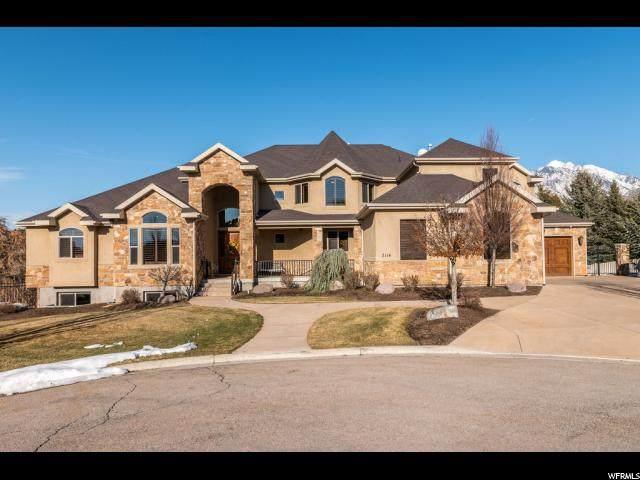2114 E Dimple Dell Rd, Sandy, UT 84092 (#1656448) :: Bustos Real Estate | Keller Williams Utah Realtors