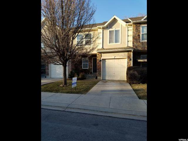 3302 W Upper Huntly Way S, West Jordan, UT 84088 (#1656461) :: Big Key Real Estate