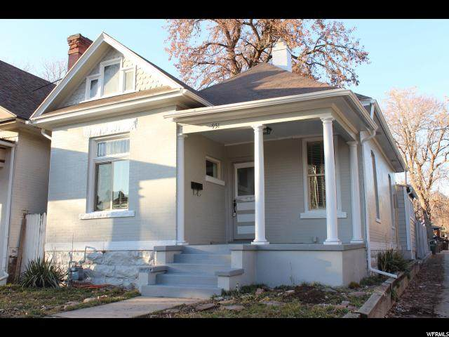 951 E 300 S, Salt Lake City, UT 84102 (#1656474) :: Big Key Real Estate