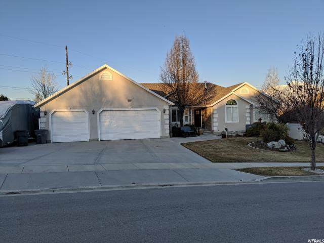 1132 W Chapel Ridge Dr, South Jordan, UT 84095 (#1656477) :: Big Key Real Estate