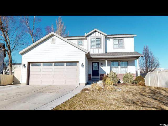 366 W Concord Pl N, Saratoga Springs, UT 84045 (#1656483) :: Big Key Real Estate