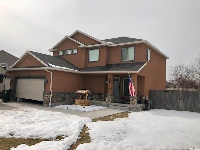 618 S 350 W, Vernal, UT 84078 (#1656506) :: Big Key Real Estate