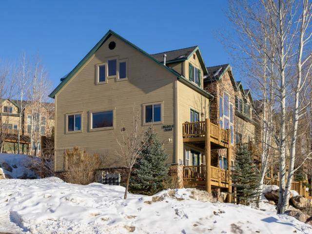 5060 E Lakeview Dr #1101, Eden, UT 84310 (#1656523) :: Colemere Realty Associates