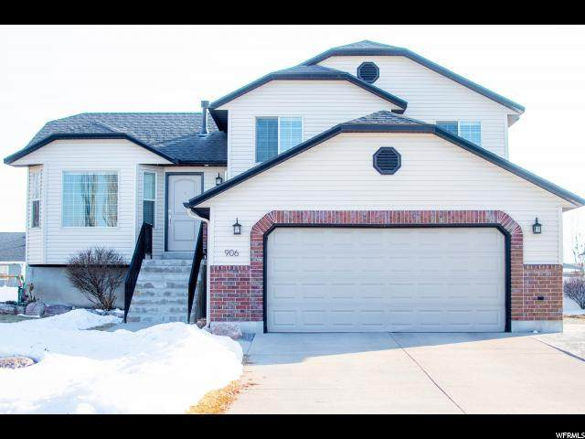 906 W 2575 S, Nibley, UT 84321 (#1656530) :: RE/MAX Equity