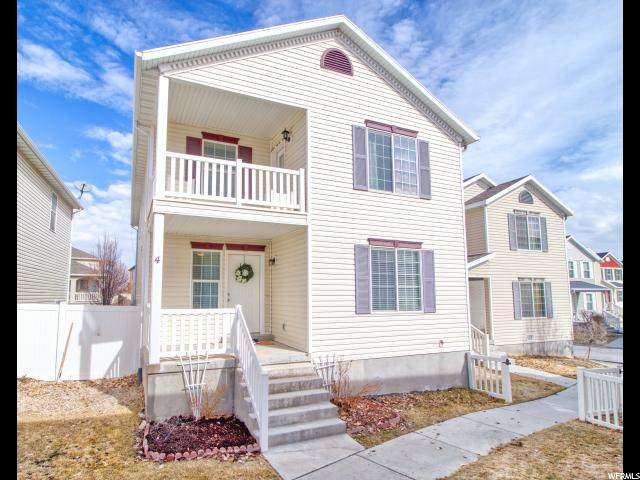 1757 E American Way N #4, Eagle Mountain, UT 84005 (#1656532) :: Doxey Real Estate Group
