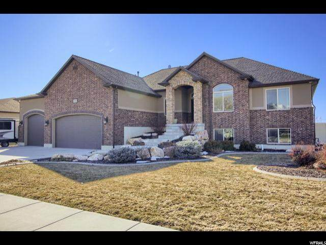 2489 N 2700 W, Farr West, UT 84404 (#1656536) :: goBE Realty