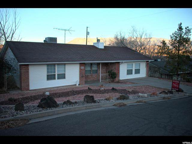555 N 290 W, La Verkin, UT 84745 (#1656537) :: The Fields Team