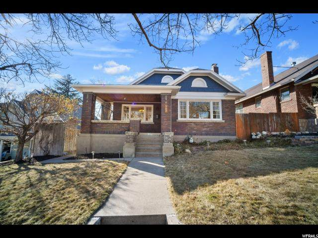383 N I St E, Salt Lake City, UT 84103 (#1656547) :: Bustos Real Estate | Keller Williams Utah Realtors