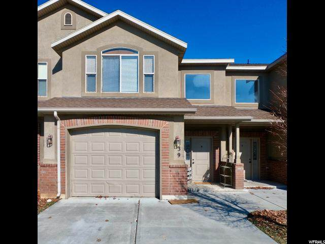 252 E 2275 N #39, North Ogden, UT 84414 (#1656553) :: goBE Realty