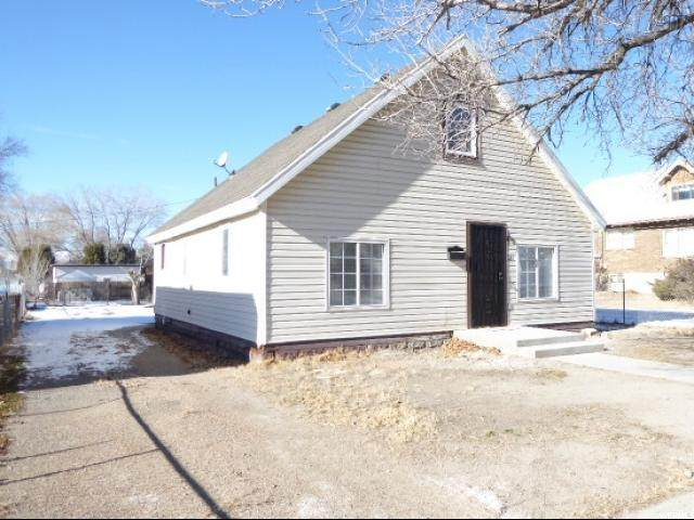 161 N 300 E, Price, UT 84501 (#1656554) :: Red Sign Team