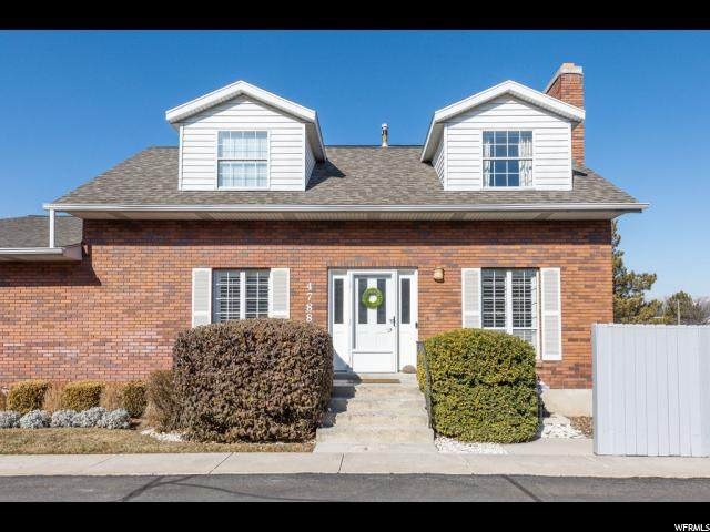 4788 S Saxony Cir, Salt Lake City, UT 84117 (#1656584) :: Pearson & Associates Real Estate