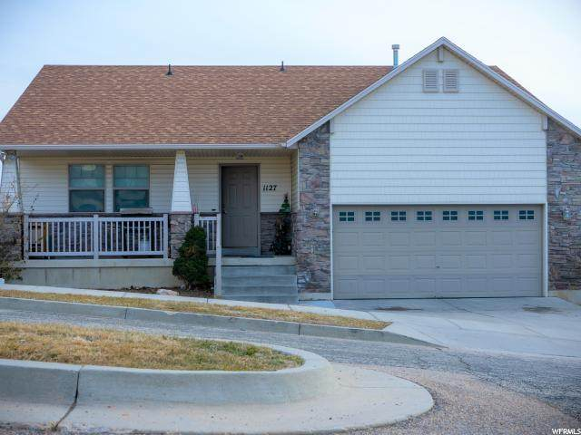 1127 Sharp Dr, Ogden, UT 84404 (#1656588) :: goBE Realty