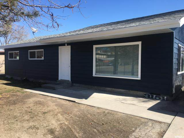 3151 S 3200 W, West Valley City, UT 84119 (#1656599) :: Action Team Realty
