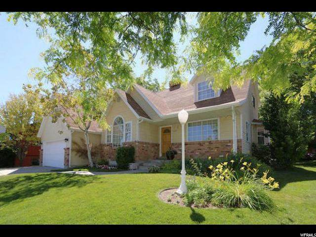 5935 W Zina Cir, West Valley City, UT 84128 (#1656600) :: Action Team Realty