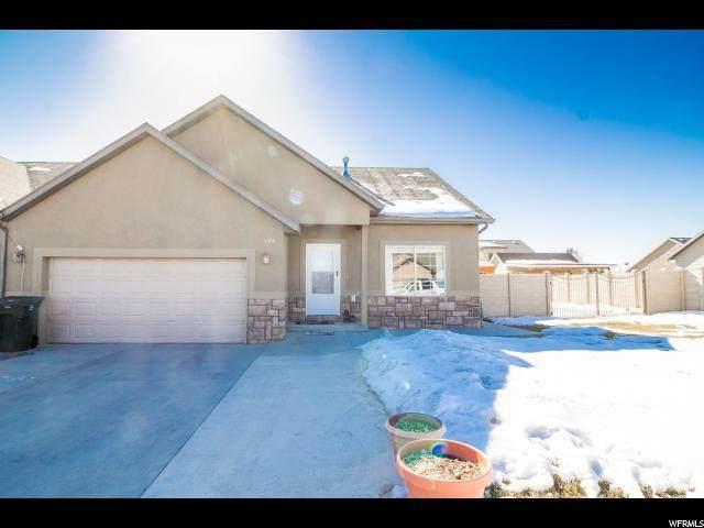 608 E 650 N, Vernal, UT 84078 (#1656627) :: Big Key Real Estate