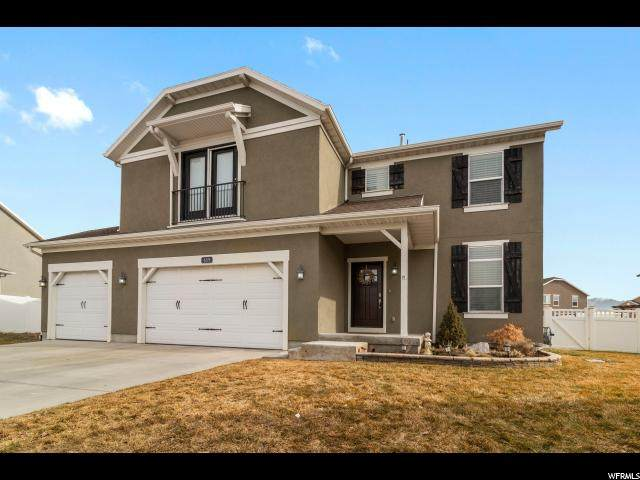659 Christopher St, Stansbury Park, UT 84074 (#1656674) :: RE/MAX Equity