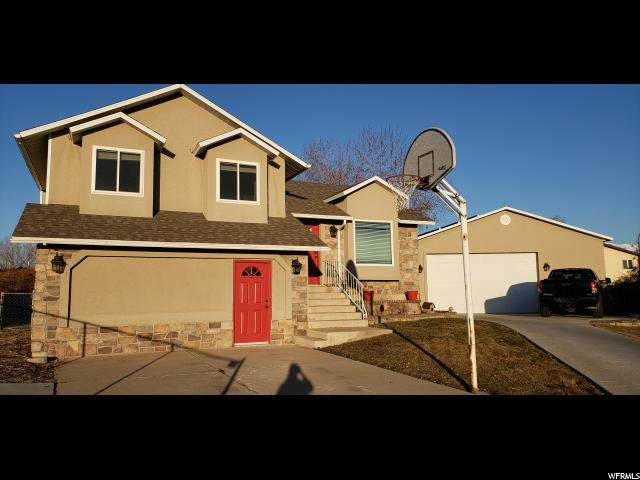 56 S 1300 St W, Clearfield, UT 84015 (#1656693) :: The Canovo Group