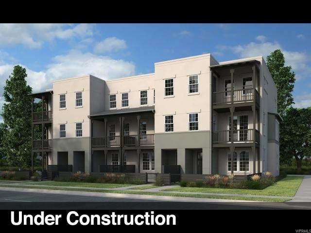 7129 W Iron Spring Ln #117, West Jordan, UT 84081 (MLS #1656704) :: Lookout Real Estate Group