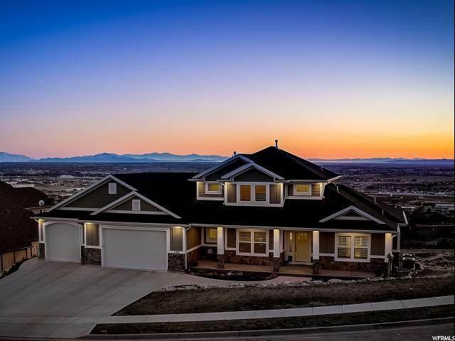 1199 W Fallow Way, Pleasant View, UT 84414 (#1656749) :: Utah City Living Real Estate Group
