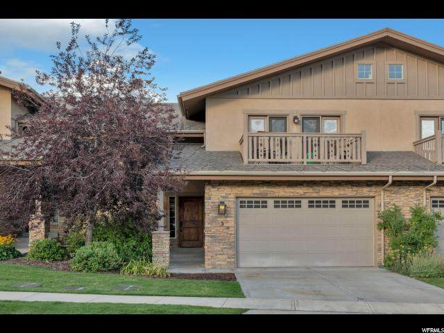 1140 N 455 W #3, Midway, UT 84049 (#1656809) :: Red Sign Team