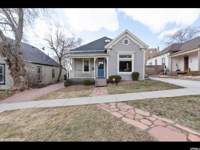 275 N St, Salt Lake City, UT 84103 (#1656844) :: Bustos Real Estate | Keller Williams Utah Realtors