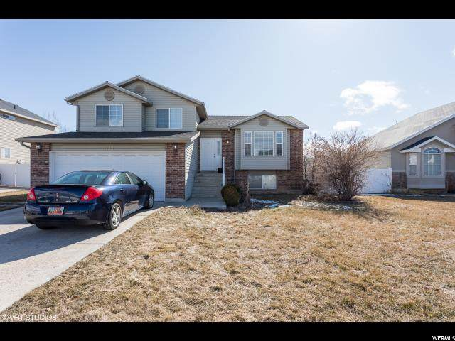 122 E 2225 S, Clearfield, UT 84015 (#1656854) :: The Canovo Group