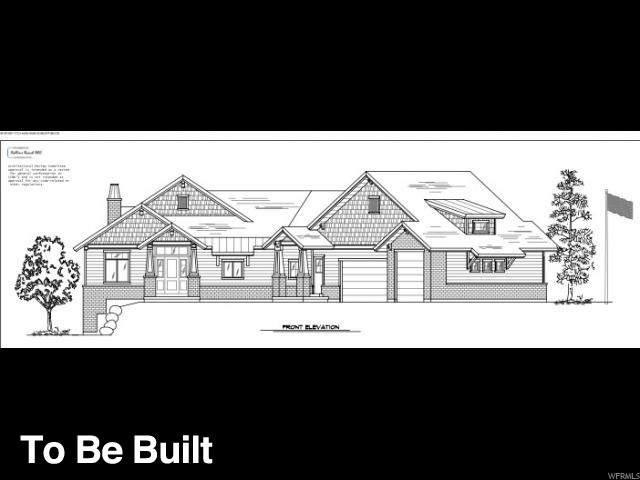 6371 Willow Creek Rd, Mountain Green, UT 84050 (#1656855) :: Colemere Realty Associates