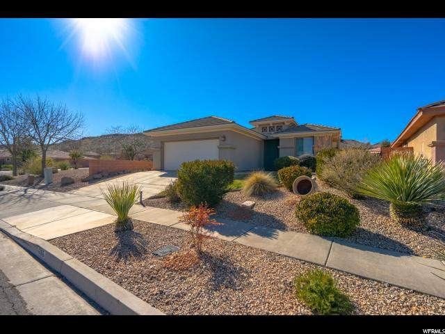 1765 N Overland Trails Dr, Washington, UT 84780 (#1656866) :: Red Sign Team